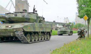 Battlefield 3 Soundaufnahmen beim schwedischen Militär