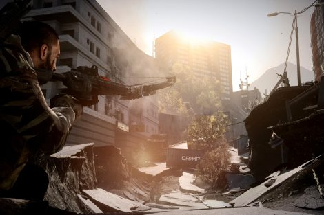 Battlefield 3 - Aftermath - Epicenter 2