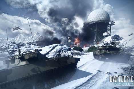 Battlefield 3 - Armored Kill - Alborz Mountain 2
