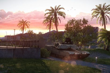 Battlefield 3 Armored Kill - Bandar Desert map - E3 screen 4