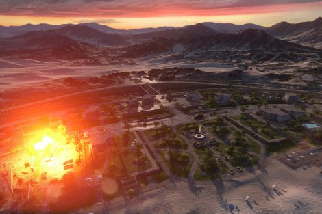 Battlefield 3 Armored Kill - Bandar Desert map - E3 screen 5