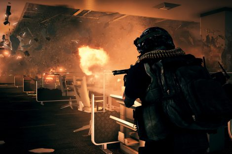 Battlefield 3 - Close Quarters - Operation 925 Map 1