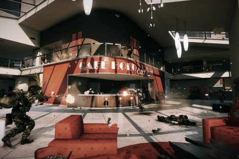 Battlefield 3 - Close Quarters - Operation 925 Map E3 Screen 3