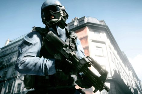 Battlefield 3 - Paris