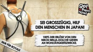 Nikos Ninja-Dolche