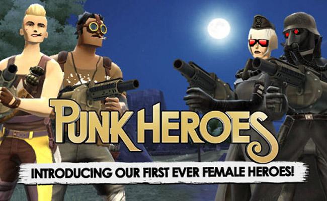 Punk-Heroes