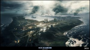 Battlefield 3 - Wake Island