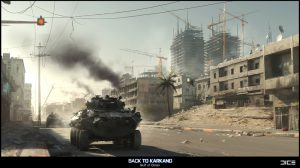 Battlefield 3 - Gulf of Oman