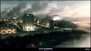 Battlefield 3 - Sharqi Peninsula
