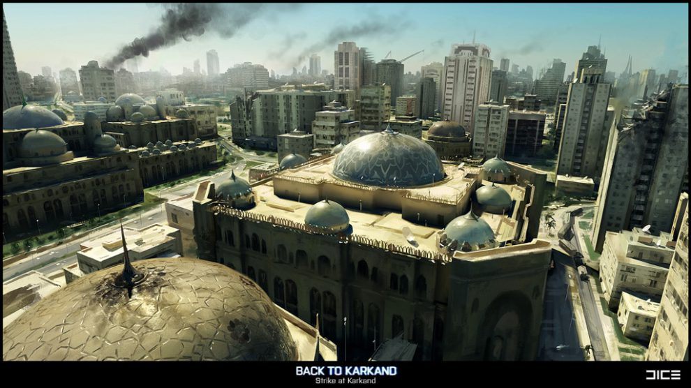 Battlefield 3 - Strike at Karkand