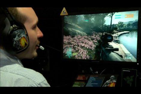 Battlefield 3 Live Offscreen Gameplay (1)