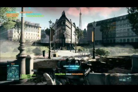 Battlefield 3 Live Offscreen Gameplay (13)