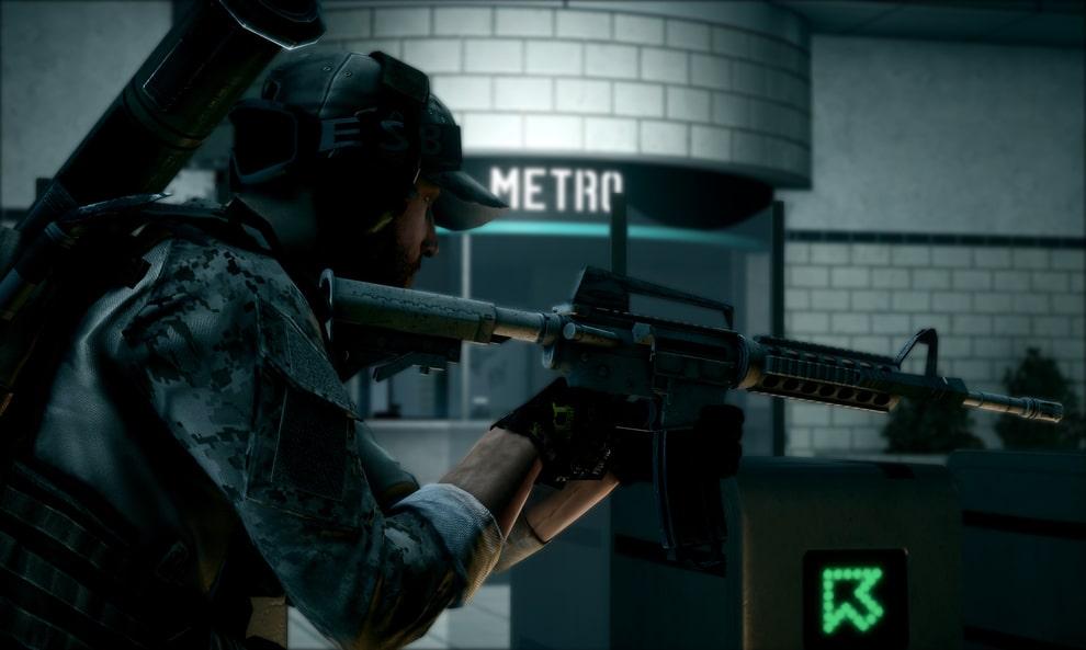 Battlefield 3 Screenshot Operation Metro (1)