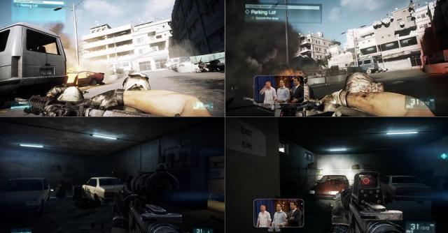Battlefield 3: Der Grafikvergleich PC gegen PS3