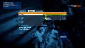 Battlefield 3 Squadmanagement