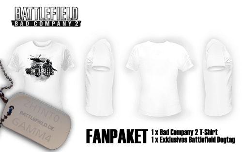 Battlefield Fanpaket
