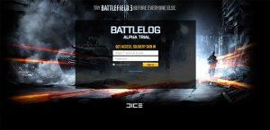 Battlefield 3 - Battlelog Alpha Trial Version
