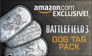 Battlefield 3 inkl. Dog Tag Pack bei Amazon.com