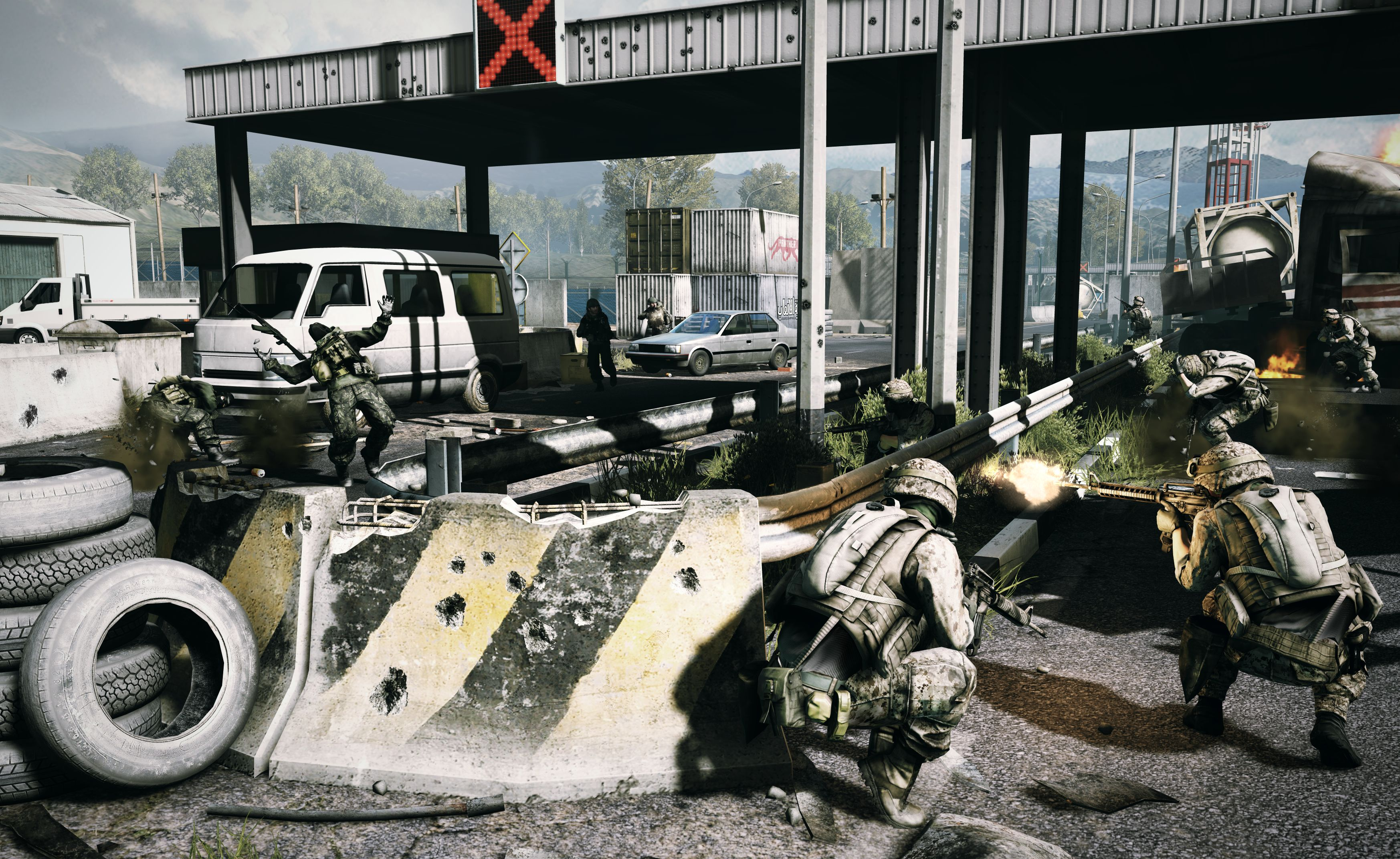Battlefield 3 - Screenshot 2