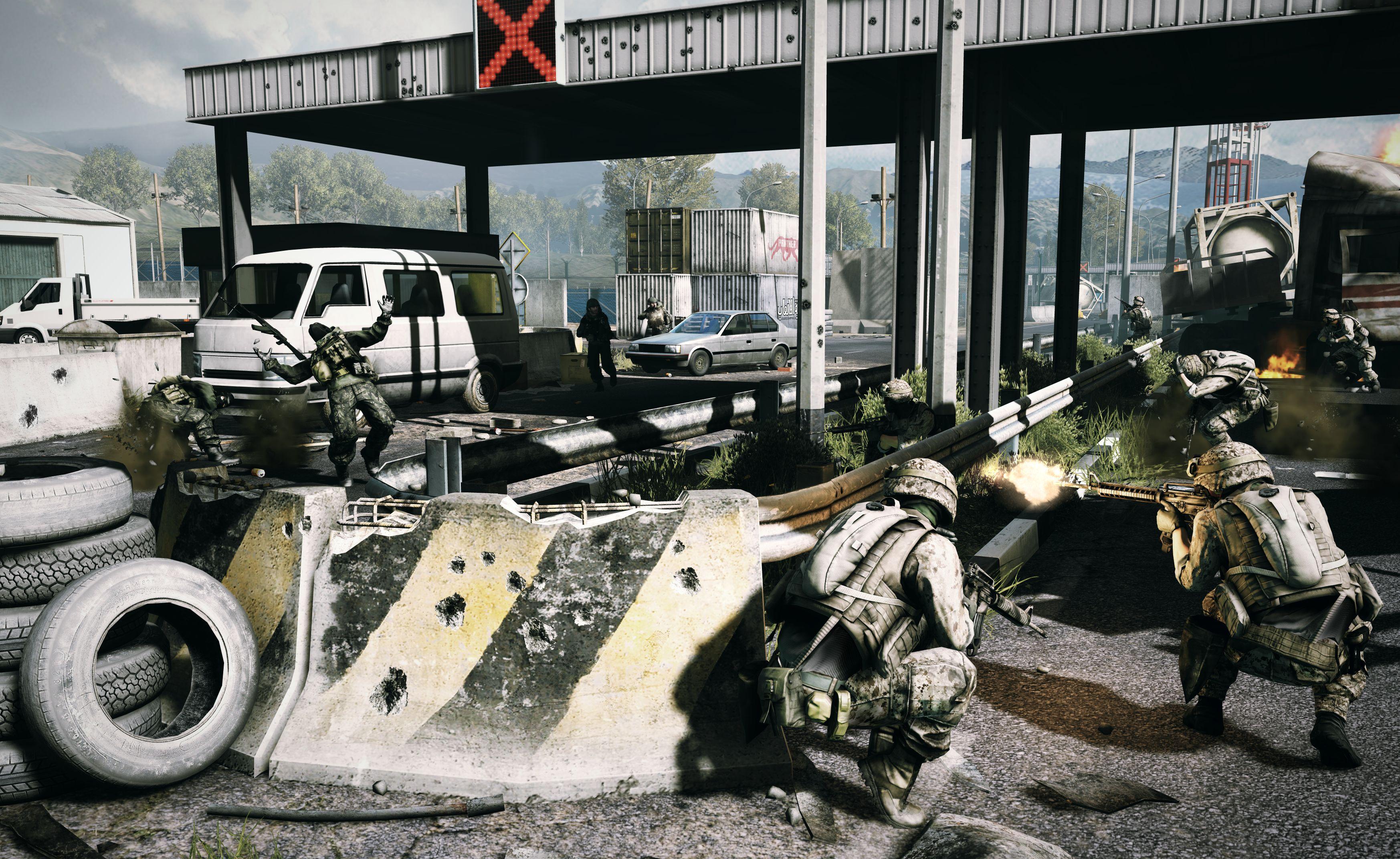 Battlefield 3 - Screenshot 2