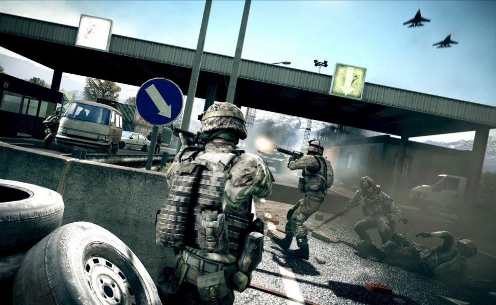 Battlefield 3 HD Screenshots Caspian Border (1)