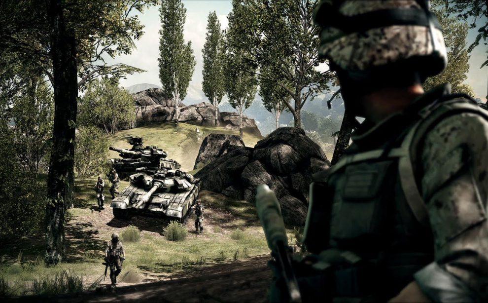 Battlefield 3 HD Screenshots Caspian Border (7)