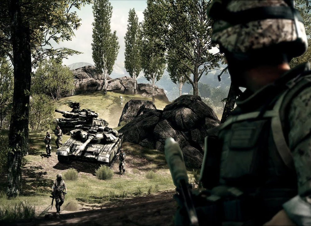Battlefield 3 HD Screenshots Caspian Border (7)