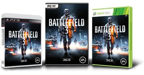 battlefield 3 box art Darum hat Battlefield 3 auf der XBOX 360 zwei DVDs