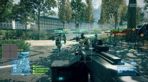 Battlefield 3 - Dieses Bild zeigt einen populären Multihack zur Battlefield 3 Open Beta