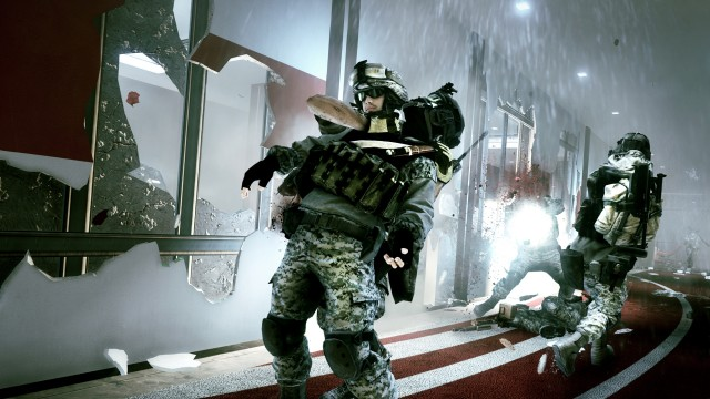 Battlefield 3 Close Quarters Ziba Towser