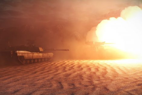 Battlefield 3 Armored Kill - Bandar Desert map - E3 screen 3