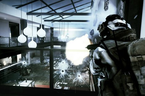 Battlefield 3 - Close Quarters - Ziba Tower 3