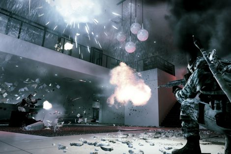 Battlefield 3 - Close Quarters - Ziba Tower 5