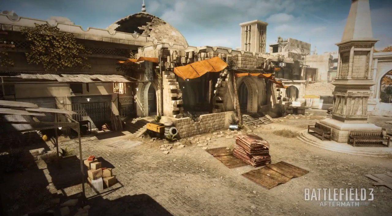 Battlefield 3 aftermath release date uk women