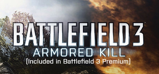 Battlefield-3-Armored-Kill-logo