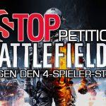 Petition gegen den 4-Spieler-Start auf Battlefield 3 Servern – Wofür stehst du?