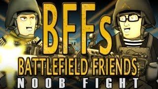 battlefield friends noob fight