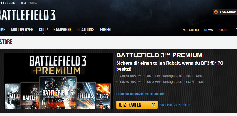 battlelog-spare-beim-kauf-von-bf3-premium