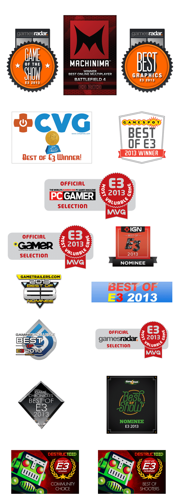 battlefield-4-awards