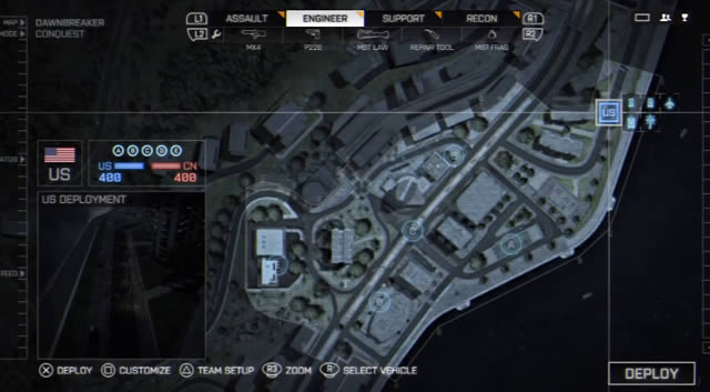 dawnbreaker layout Map Overviews aller Battlefield 4 Karten