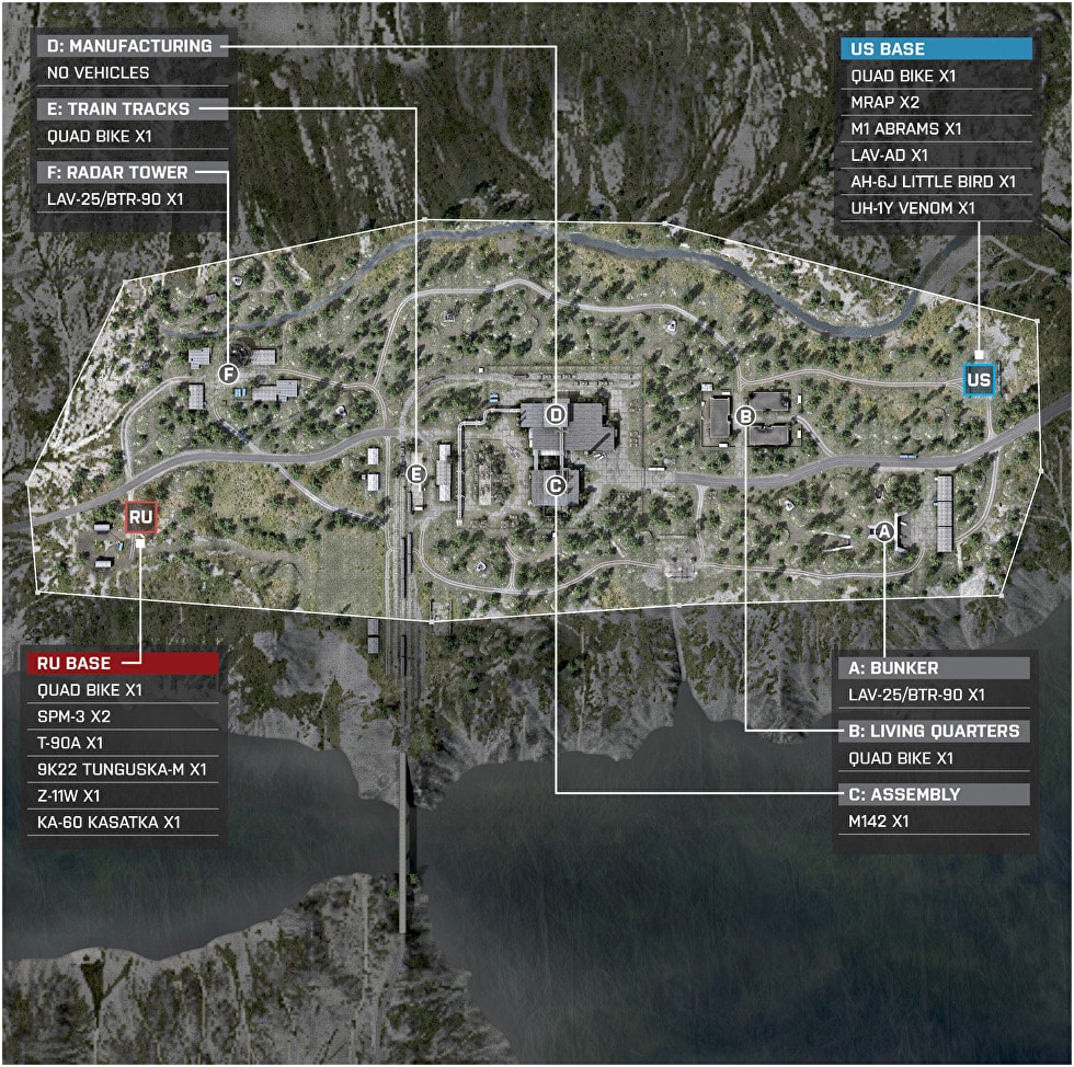 Battlefield 4 Guide: Maps, Levolution Events und Map Overviews