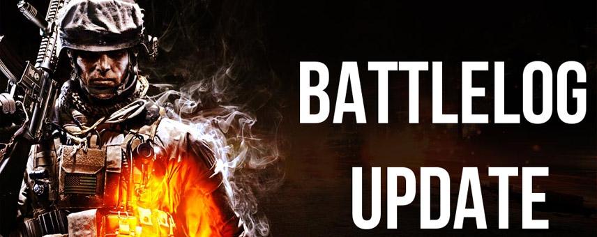 Battlelog Update