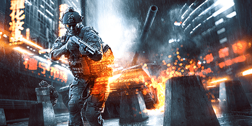 Battlefield 4 - Dragon Teeth Artwork