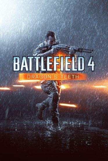 Battlefield 4 - Dragons Teeth Cover Artwork