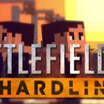 Battlefield Hardline meets Minecraft