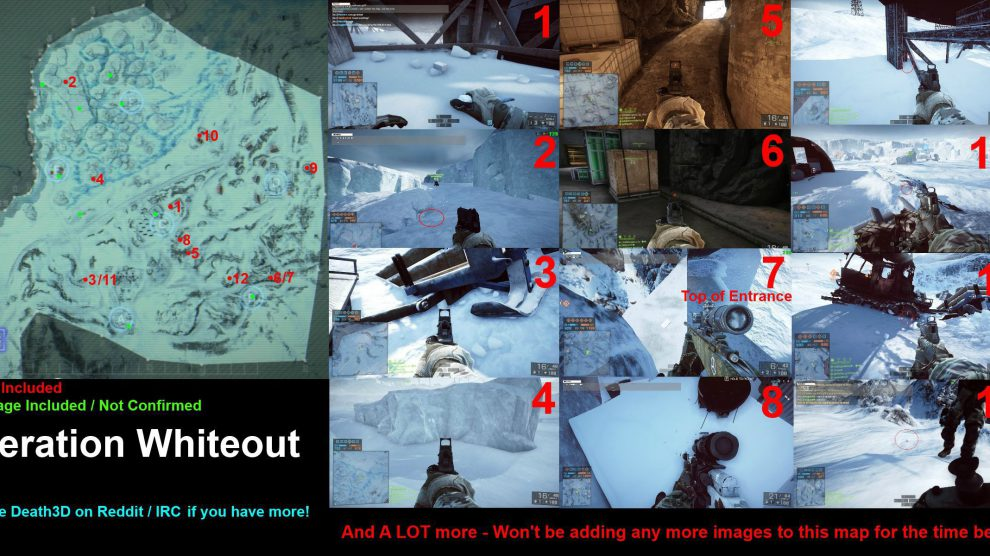 Dogtag Guide Operation Whiteout