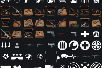 Symbole & Waffenpacks