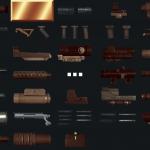 Waffenaufsätze