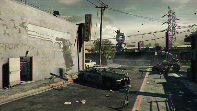 Battlefield Hardline, Multiplayer Map: Blood Out