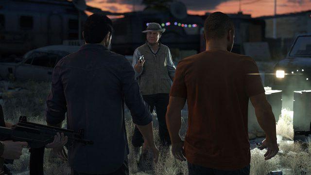 Ein Einkaufsbummel in die Wüste führt für Boomer und Nick zu Scherereien.